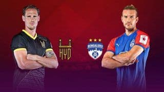 Hyderabad FC vs Bengaluru FC Dream11 Team Prediction Indian Super League 2019-20: Captain And Vice Captain, Fantasy Football Tips For Today Match No. 27 HYD vs BFC at G.M.C. Balayogi Stadium, Hyderabad 7.30 PM IST