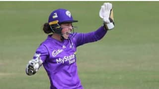 Wbbl hobart hurricans wicket keeper emily smith nine months suspended for leaking team news on instagra