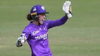 Hobart Hurricanes Player Emily Smith Suspended For Anti-Corruption Code Violation