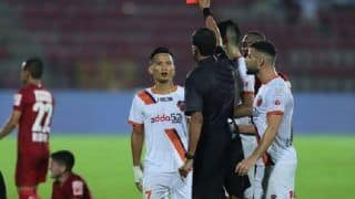 AIFF Suspends Three Players For On-Field Incident During FC Goa-NorthEast United FC Match