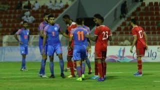Oman Beat India 1-0, Virtually Out of Contention For 2022 FIFA World Cup Berth