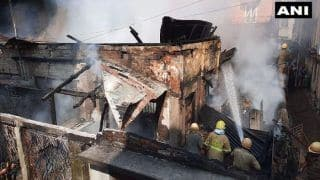 West Bengal: Fire Breaks Out at Toy Godown in Siliguri, No Casualties Reported so Far