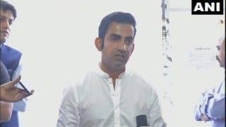 'Contractually Bound', Gambhir Defends Self After Facing Flak For Skipping Pollution Meet