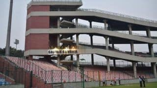 Delhi And District Cricket Association Unveils Stand Named After Gautam Gambhir at Arun Jaitley Stadium, Former India Opener Questions DDCA President Rajat Sharma For Delay