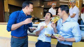 प्रदूषण पर मीटिंग में शामिल नहीं हुए गौतम गंभीर, AAP बोली- इंदौर में पोहा-जलेबी खा रहे दिल्ली के सांसद