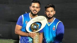 Dream11 Team Prediction Haryana vs Delhi: Captain And Vice Captain For Today's Syed Mushtaq Ali Match
