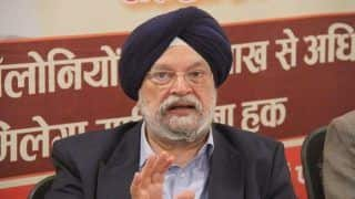 Have no Intentions to Run For Post of Delhi CM, Clarifies Hardeep Singh Puri