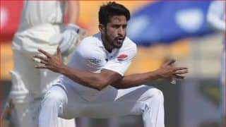 Pak vs sl hasan ali ruled out of srilanka tests series due to rib fractures