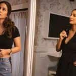 Hina Khan is Setting The Mercury Ablaze in All Black Dress, Pictures Will Make You go Crazy