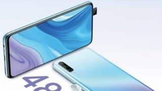 Huawei Y9s with 6.59-inch display FullView display, side fingerprint sensor to launch soon