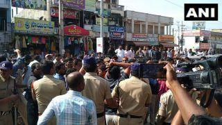 हैदराबाद: 14 दिनों की न्यायिक हिरासत में भेजे गए चारों आरोपी, देशभर में न्याय के लिए हो रहे प्रदर्शन