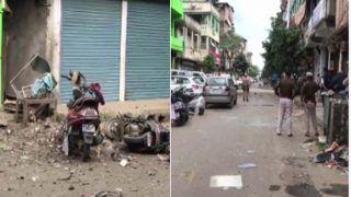 मणिपुर की राजधानी इंफाल में IED ब्लास्ट, 5 पुलिसकर्मी समेत 6 घायल