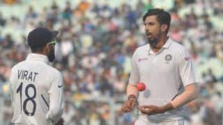 Ishant sharma we bowled with the right length but we did not get any swing