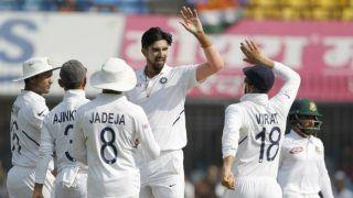 टीम इंडिया ने एक पारी और 130 रन से इंदौर टेस्ट जीता; 1-0 से बढ़त हासिल की