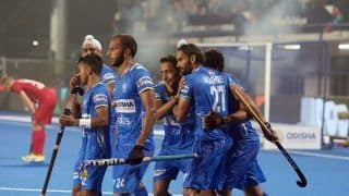 India Men's Hockey Team Hammer Russia 7-1 to Qualify For Tokyo 2020 Olympics