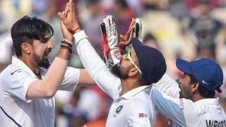 Pink Ball Test, Day 2: Ishant Sharma's Dual Strikes Leave Bangladesh in Tatters