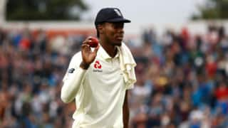 Jofra archer on racism incident im over it