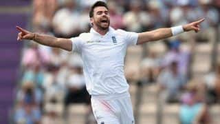 English pacer james anderson may return against south africa