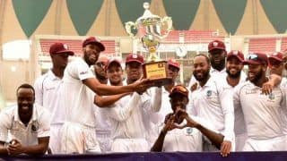 Holder Expects West Indies to Finish in Top 5 by End of World Test Championship