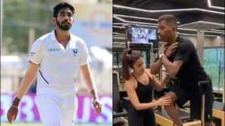 'Sir You Sound Like Pressure Cooker': Did Jasprit Bumrah Troll Hardik Pandya's Pilates Tweet? SEE POST
