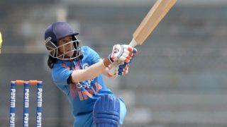 वेस्टइंडीज को क्लीन स्वीप पर आईसीसी टी20 रैंकिंग के शीर्ष-5 में पहुंची भारत की जेमिमा रॉड्रिगेज