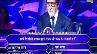 Amitabh Bachchan Apologises Over Chhatrapati Shivaji Maharaj Row After #BoycottKBC Trended Online