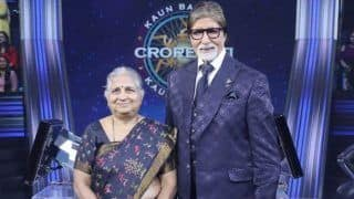 KBC Finale on November 29 to Host Infosys Foundation Chairperson Sudha Murty