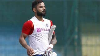 Indianbangladeshi players will practice with pink ball in indore