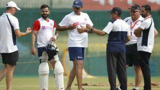 भारत के पहले डे-नाइट टेस्ट में कप्तानों को गुलाबी गेंद सौपेंगे सेना के पैराट्रूपर