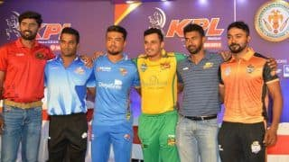 Kpl spot fixing case matches will not be played till the investigation is completed