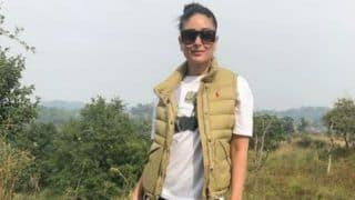 Kareena Kapoor Khan Goes on Trekking on Foothills of Shivalik, Pictures go Viral