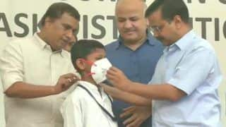 Write Letters to 'Captain And Khattar Uncle', Kejriwal Tells Students as AQI Turns 'Severe'