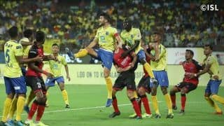 Indian Super League 2019-20: Kerala Blasters FC, Odisha FC Share Spoils After Hard-Fought Goalless Draw