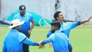 Kerala vs Vidarbha Dream11 Team Prediction Syed Mushtaq Ali Trophy 2019: Captain And Vice-Captain, Fantasy Cricket Tips KER vs VID Round 5, Group B Match at St. Xavier's College, Thiruvananthapuram 9:30 AM IST