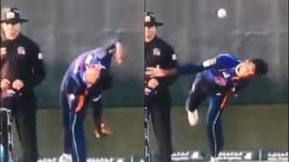 WATCH: Uncapped Lankan Cricketer's Bizarre Bowling Action is Unmissable