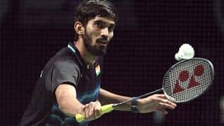 Hong Kong Open: Kidambi Srikanth Advances to Second Round After Kento Momota Pulls Out