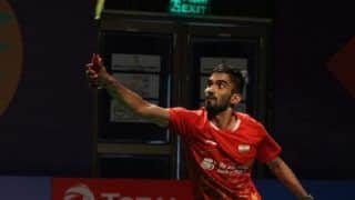 Hong Kong Open: Kidambi Srikanth Loses to Home Favourtie Lee Cheuk Yiu in Semis