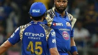 Kieron Pollard Unfollows Rohit Sharma on Twitter, Fans Left Puzzled