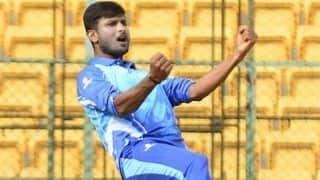 Ipl 2020 all rounder k gowtham traded to kings xi punjab