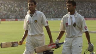 Sachin tendulkar no one in the dressing room moved when rahul dravid vvs laxman were batting