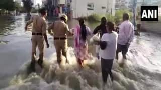 Over 250 Families Affected as Lake Breaches in Hulimavu Area of Bengaluru