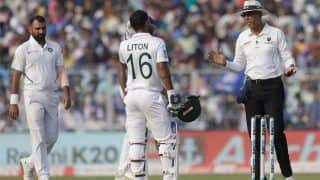 Pink-Ball Test: Liton Das Taken For CT scan After Concussion Scare