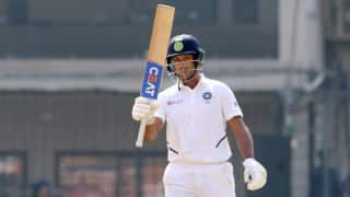 India vs bangladesh 1st test mayank agarwal scores double hundred india lead by 343 runs on day 2