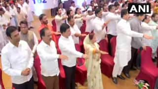 Maharashtra: 'Won't Indulge in Anti-party Activities,' MLAs Take Oath at Hotel Grand Hyatt