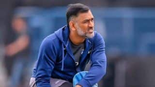 Contrary to Reports, MS Dhoni Unlikely to Commentate for Day-Night Test