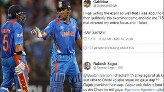 'Har Jaga Politics': Gambhir Trolled After Blaming Dhoni For Missing Ton in 2011 WC Final  | POSTS