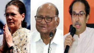 Maharashtra Govt Formation: Aaditya Thackeray Heads to Delhi to Invite Sonia Gandhi For Swearing-in Ceremony