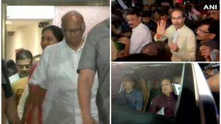 महाराष्ट्र विकास आघाडी ने की मंत्रिपरिषद के गठन पर चर्चा, इस पार्टी का होगा डिप्टी सीएम