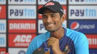 Mahmudullah Tests Positive For COVID-19, Will Miss PSL