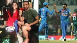 'I Still Have Goosebumps' Deepak Chahar's Sister Malti Reacts on T20I Hat-trick